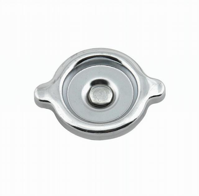 Chrome Oil Filler Cap