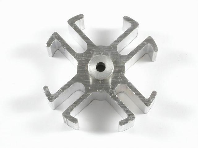 Fan Spacer Kit 1/2in