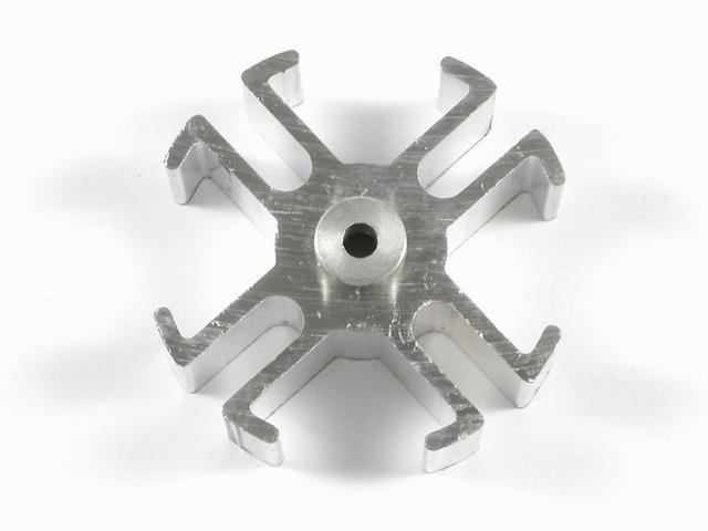 Fan Spacer Kit 1in