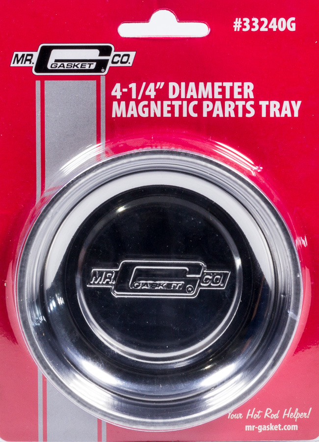 Magnetic Parts Tray 4.25in Round