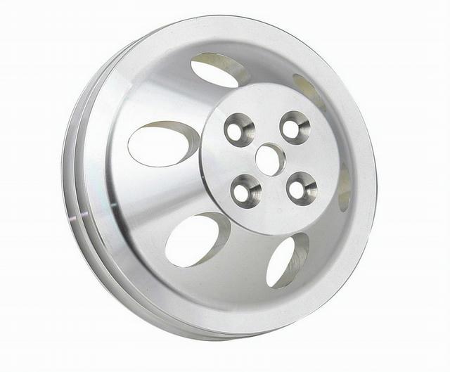 Aluminum Pulley--Upper
