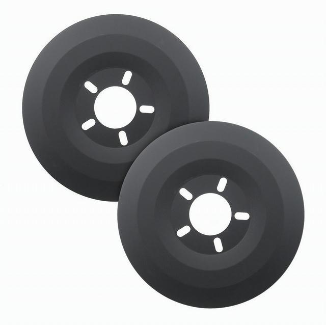 15in Wheel Dust Shields