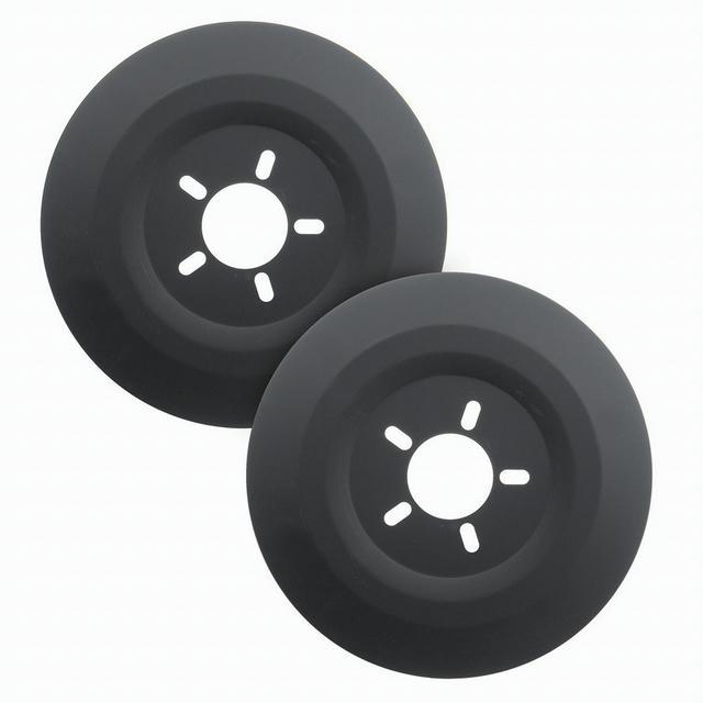 16in Wheel Dust Shields