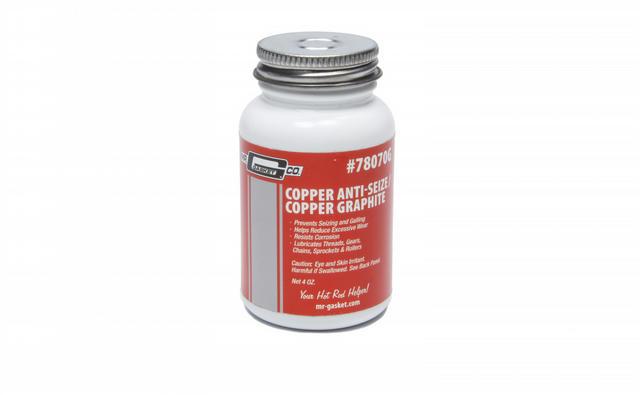 Copper Anti-Seize - 4oz Jar w/Brush