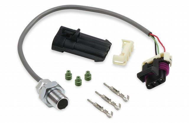 Hall Pickup w/LED Ind. Cam Sync Plug