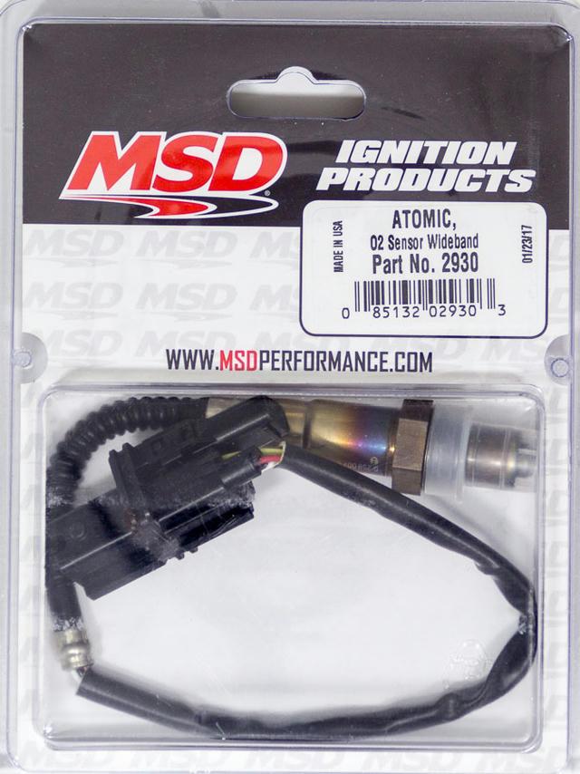 Atomic O2 Sensor Wideband