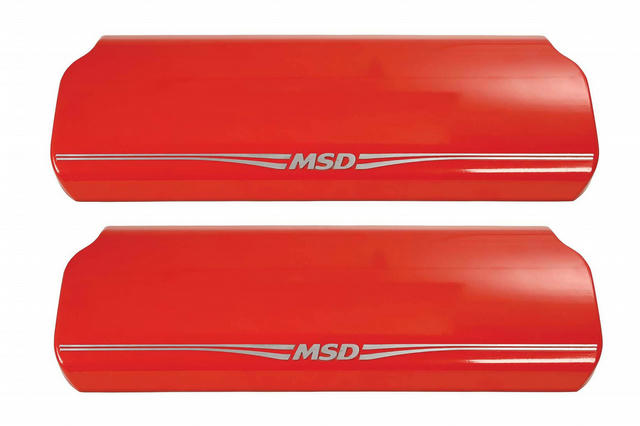 Atomic LS Coil Cover Red