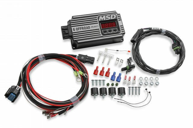 6 Off-Road Ignition Box