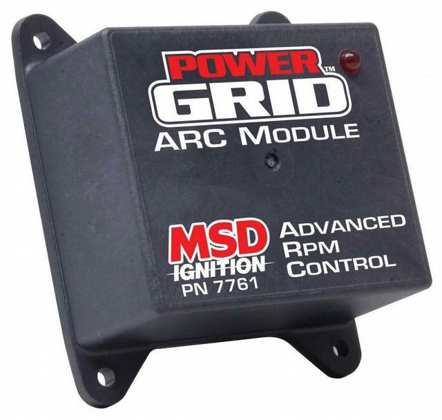 Power Grid Rev Limiter Module