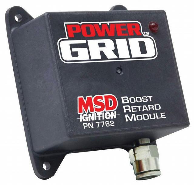Boost Retard Module for Power Grid