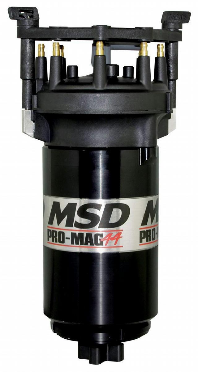 Pro Mag 44 - Clockwise Black w/Big Cap