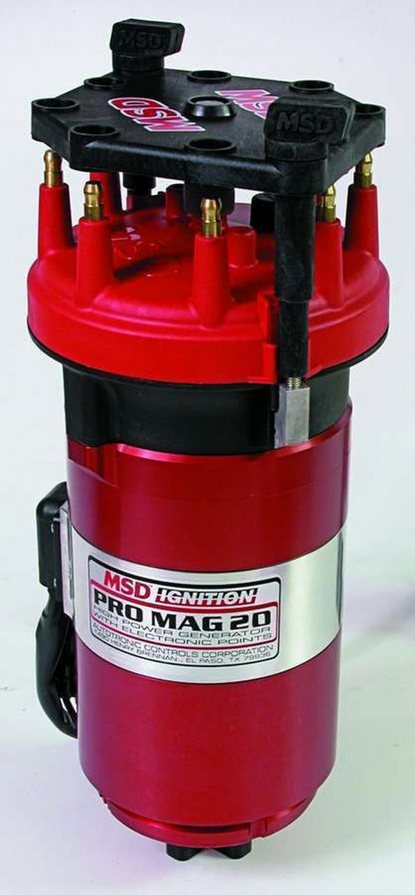Generator - Pro Mag 20 Amp CW Rotation