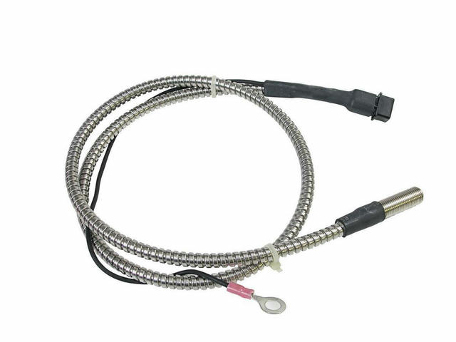 Crank Trigger Pick-Up w/32in Braided Harness