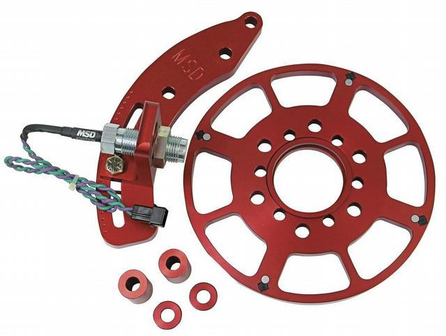 Crank Trigger Kit - Pontiac V8