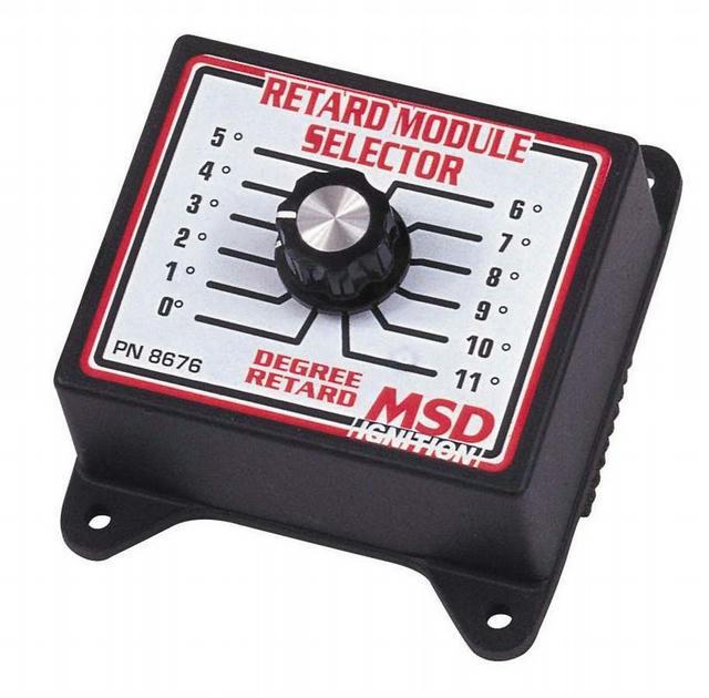 0-11 Degree Retard Module Selector