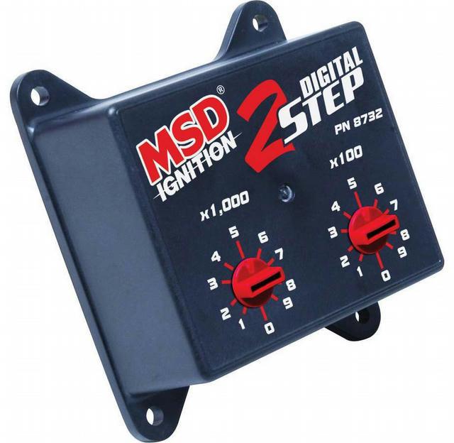 Digital 2-Step Rev Control for 6425 Box