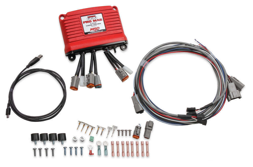 Pro Mag A/Fuel Power Grid Controller