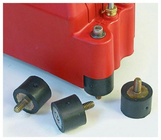 Vibration Mounts - 44 Amp Coil
