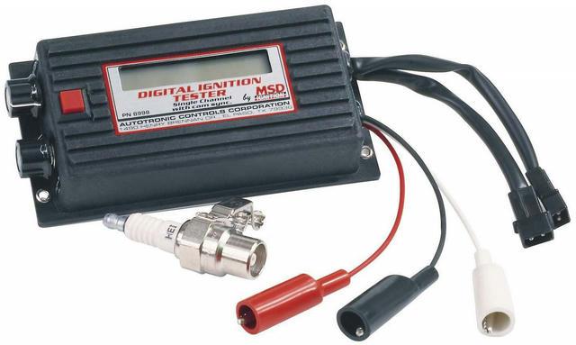 Digital Ignition Tester - Single Channel