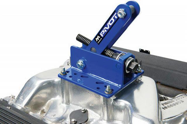 Engine Pivot Plate