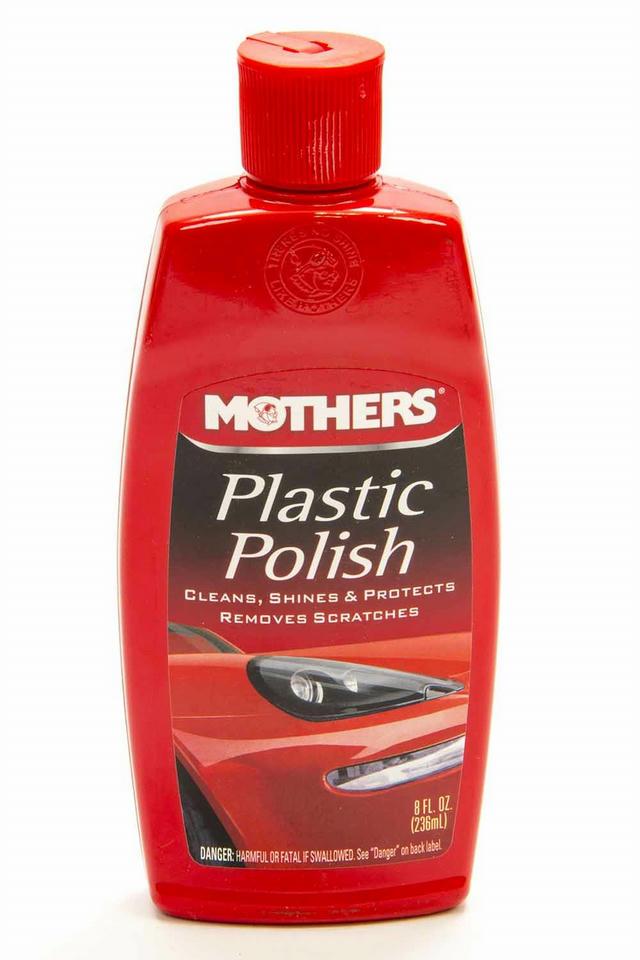 Plastic Polish 8 Oz.