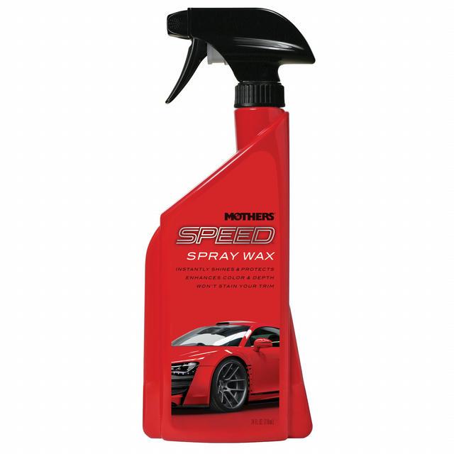 Speed Spray Wax 24oz.