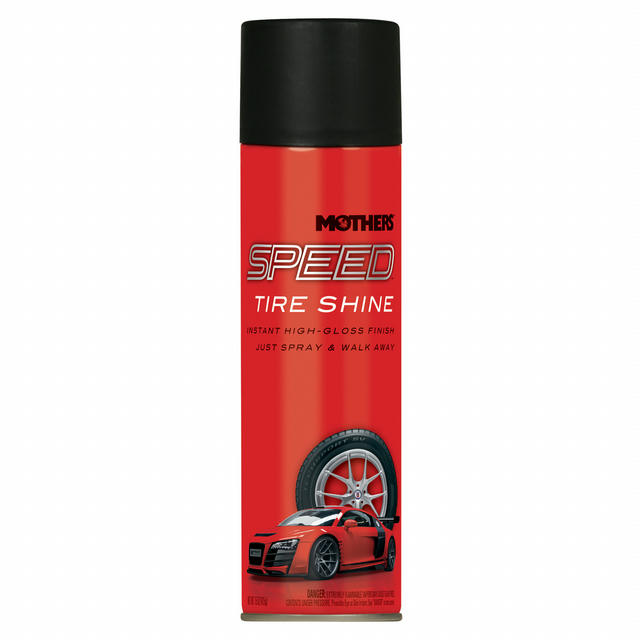 Speed Tire Shine 15oz. Can