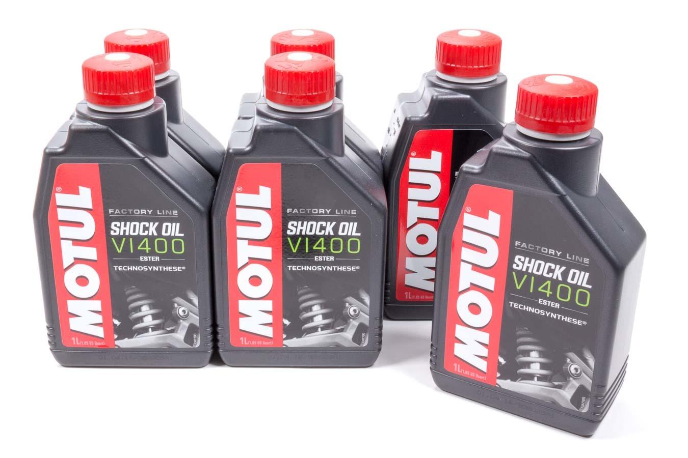 Shock Oil Fluid 6X1 Liter