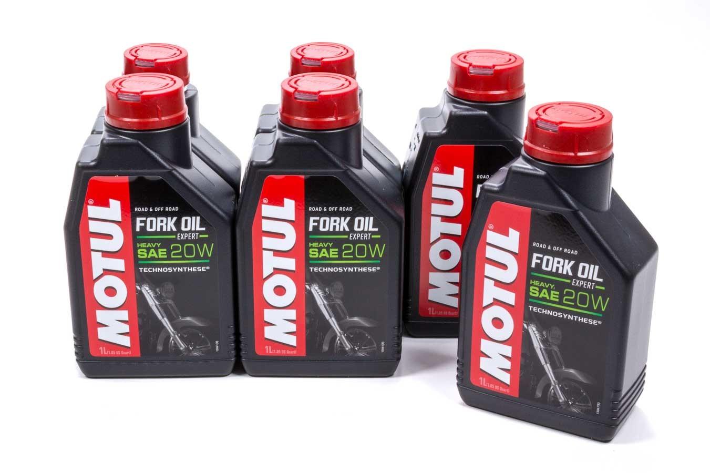 Fork Oil Exp H 20W 6X1 Liter