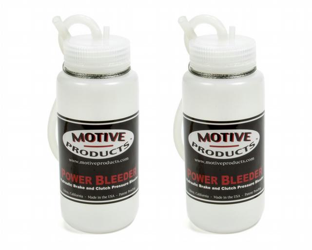 Brake Fluid Catch Bottle Kit 2 Bottles
