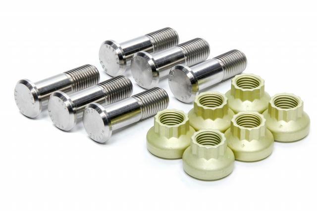 Ti Hi Lock Kit 3/8x1.190 For Cast Bellhousing