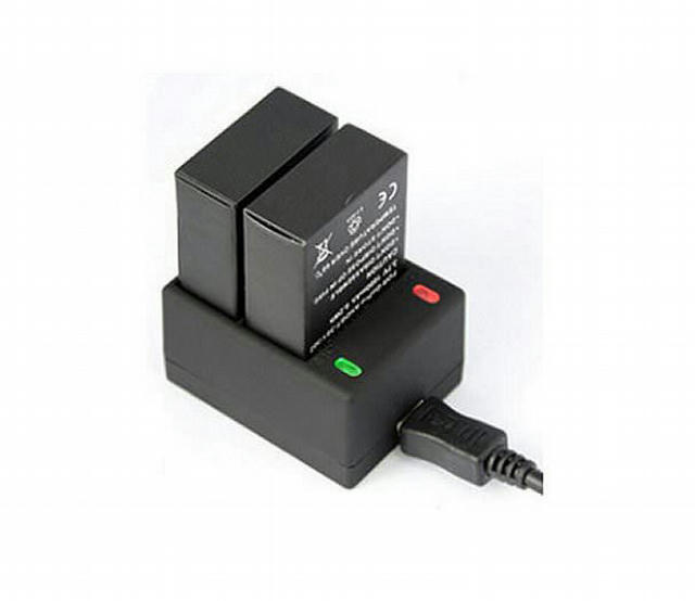 Dual Battery Charger For 4K Battery
