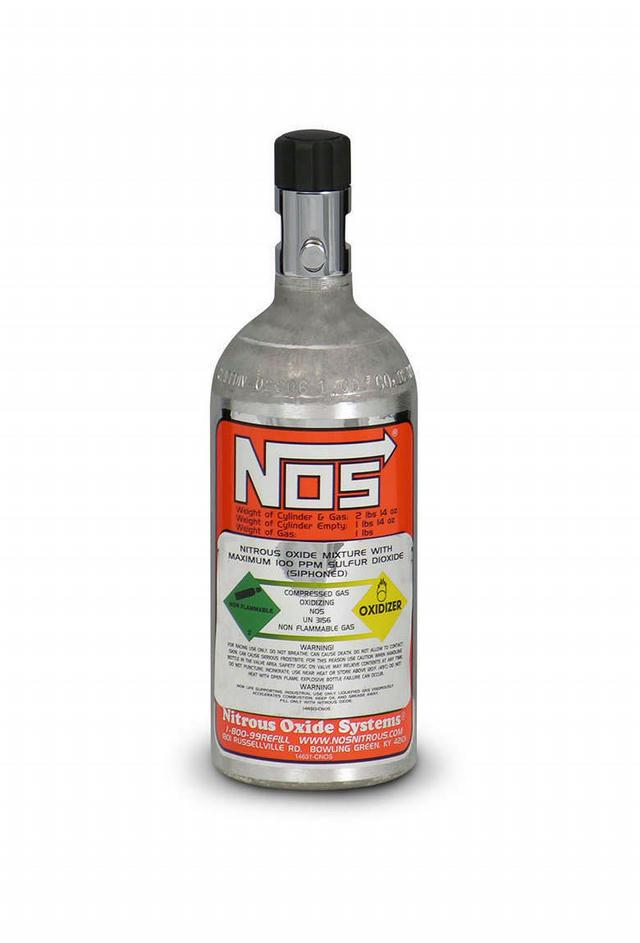 1lb. Nitrous Bottle