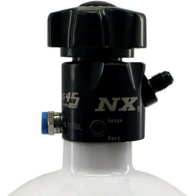 Lightning 45 Deg. Bottle Valve - 10lb.