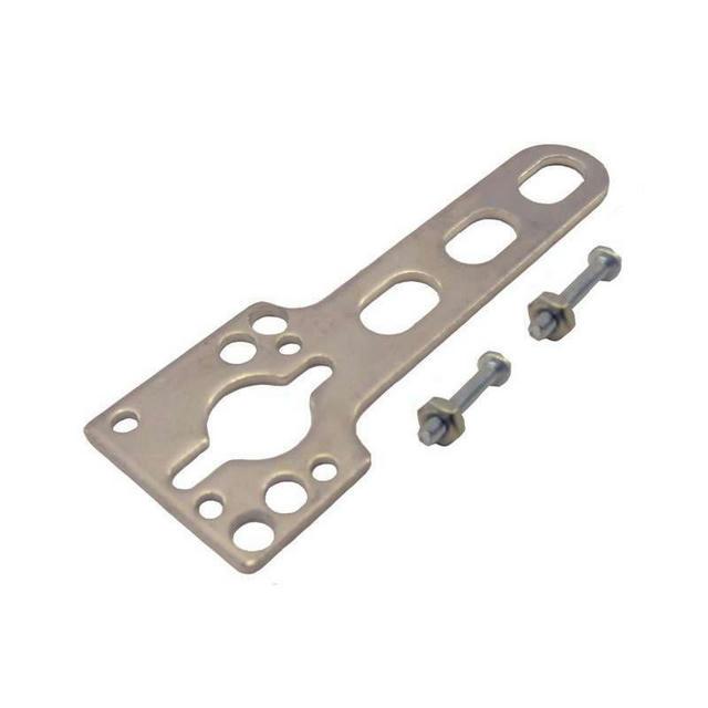 Mounting Bracket Kit Nitrous/Fuel Solenoid