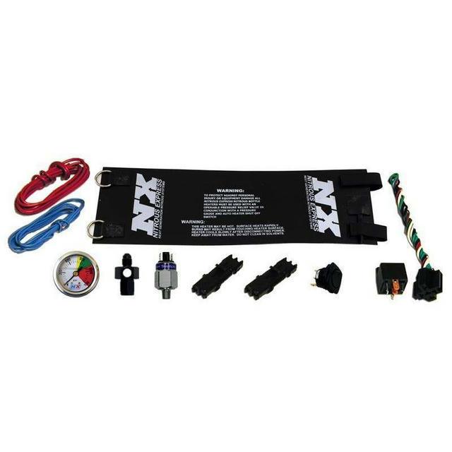 HD Fully Automatic Bottle Heater w/D6 Gauge