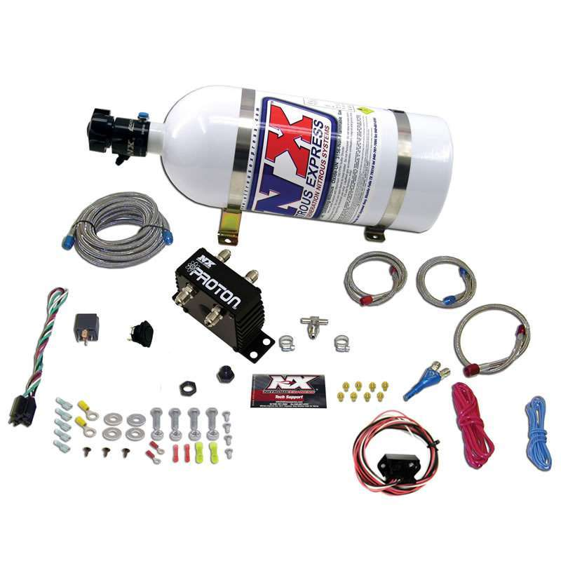 Proton Fly By Wire NO2 System - 35 to 150HP
