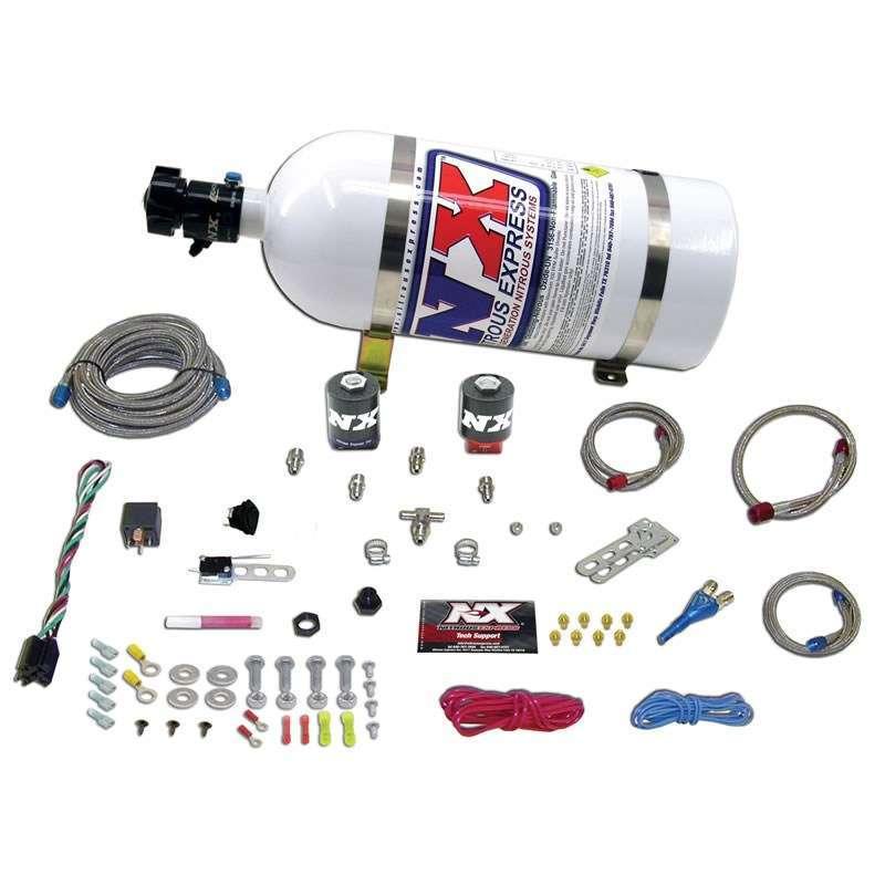 EFI Single Nozzle Custom System