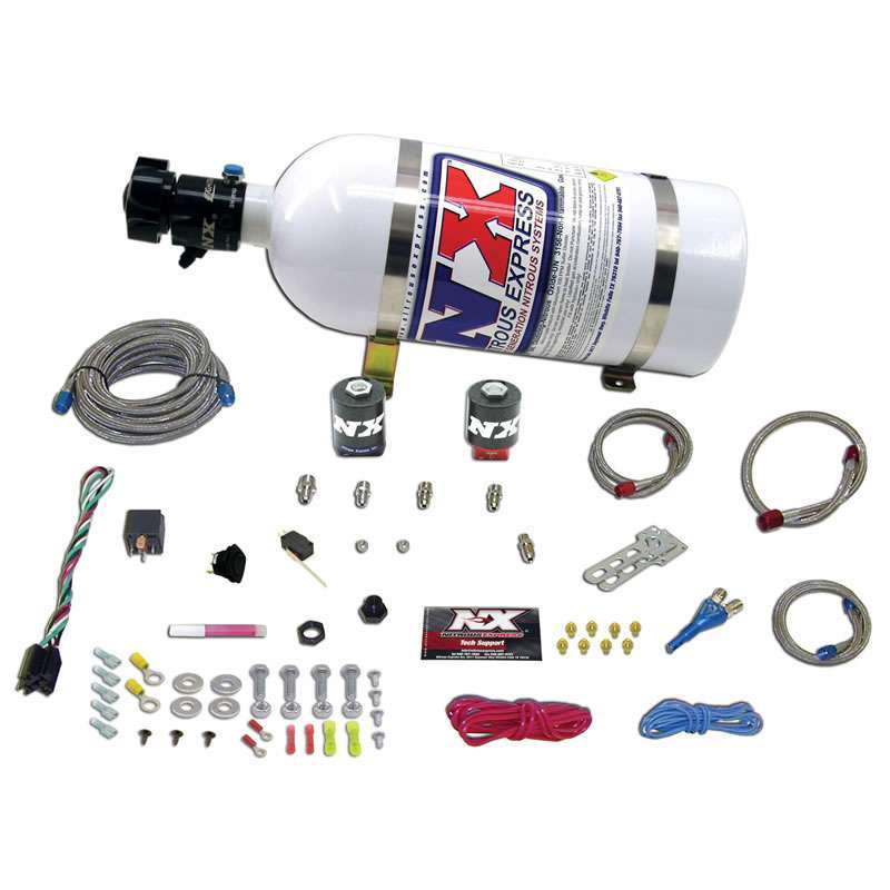 Ford EFI Single Nozzle Nitrous System