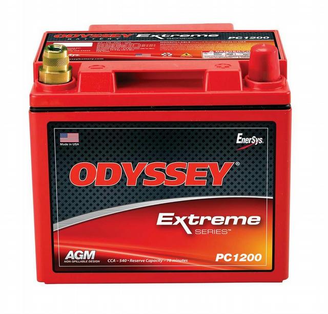 Battery 540CCA/725CA SAE Standard Terminal