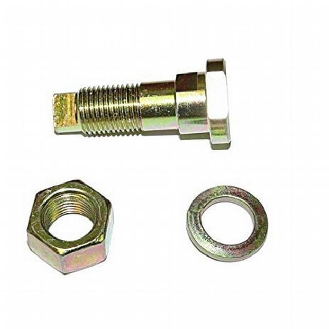 Adjusting Anchor Pin; 41 -53 Willys Models - Adju