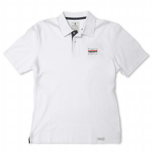 Short Sleeves Polo Racing Spirit White S