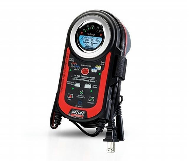 Battery Maintainer Digital 400