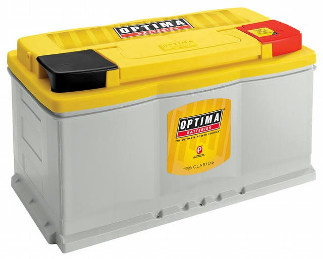Battery Yellow Top 800CC A/1000CA Model DH7/H7