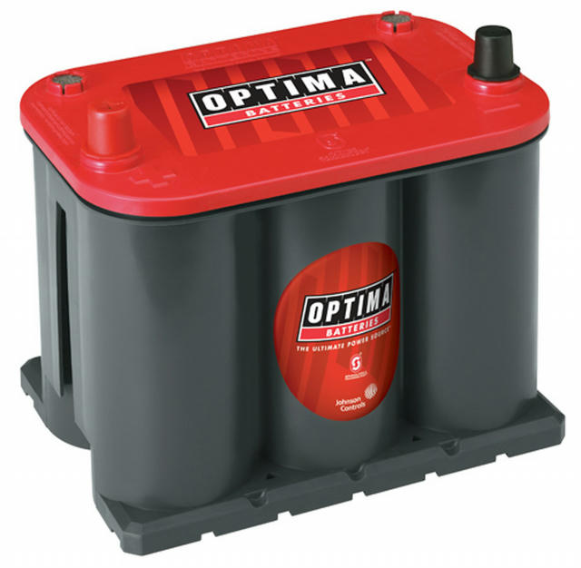 Battery Red Top 720cca/9 10ca 25 Top Post