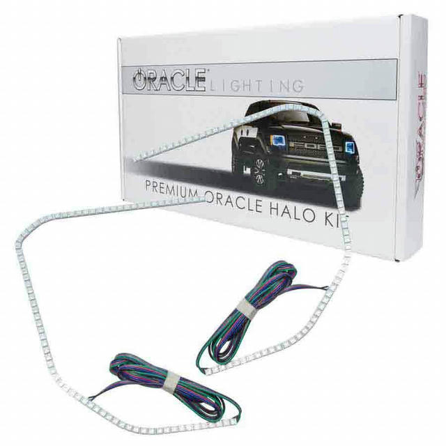 15-   Yukon LED Halo Healight Kit Colorshift