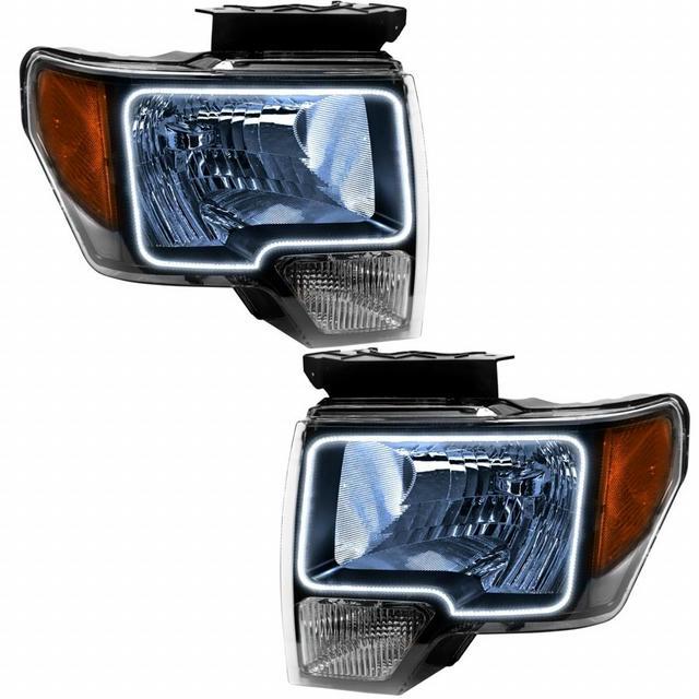 09-14 Ford F150 LED Hedlight Kit White