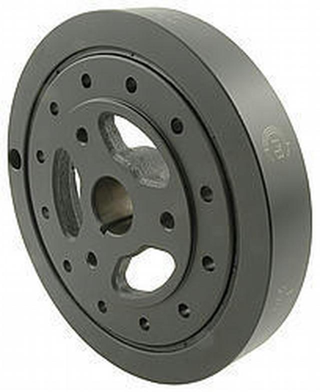 BBM 7.24in. Steel Harmonic Balancer - SFI