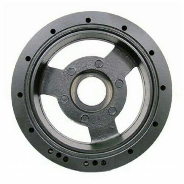 Harmonic Balancer GM LS Cast Iron Non-SFI