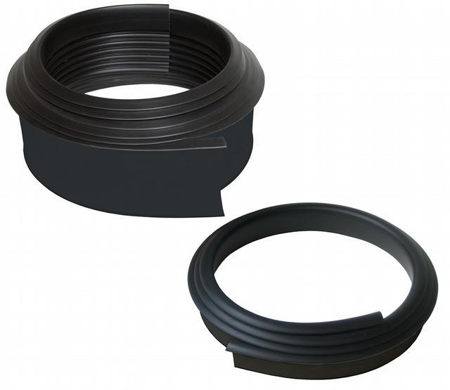 Rail-Guard Vinyl Rail Pr otector - Four Rail Kit
